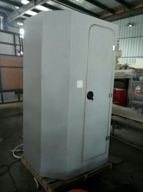 TT-2 Toilet With Shower Side