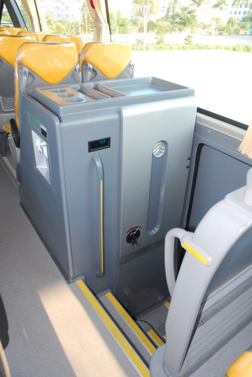 Automatic Bus Cabin Toilet By Hefei Baobab Auto Parts Co., Ltd